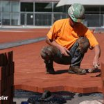 Warm weather helps shift work into high gear at Cowles Commons. http://t.co/kXJaoXLdxT http://t.co/mi4bi8IoSd