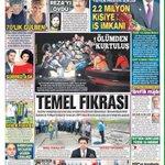 Doğan grubunun adaleti ve gazeteciliği bu. HDPye bomba atan saldırganın DHKP-Cli çıktığını bakın nasıl vermişler. http://t.co/b3ynSb2oTx