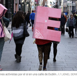 Irlanda desafía su pasado ante el referéndum sobre el matrimonio homosexual http://t.co/f6uZCc77MA http://t.co/npagKbPhho