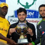 Pak-Zimbabwe series: All set for first T20 - SAMAA TV http://t.co/81ViUdX5F3 http://t.co/ZguELZmVJb