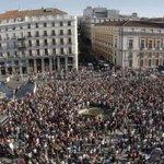 La Junta Electoral de Madrid prohíbe la concentración del 15M en la jornada de reflexión http://t.co/Q8fAdJzbBA http://t.co/663nm8myKb
