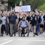 Olympia police shooting of 2 men prompt civic conversations, civil protests – http://t.co/n8WWLWsjnI http://t.co/BOiqAy2KxP