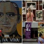 #ENFOTOS| El Salvador se prepara para la beatificación de Monseñor Romerohttp://t.co/N1OqUyzN1c#RomeroVive http://t.co/Sg1ZikJ81g