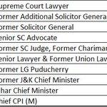 Delhi Govt vs LG Najeeb Jung: all eminent, independent, legal & political opinions are in support of @ArvindKejriwal http://t.co/eTjjmts0Jb