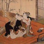 日本初「春画展」18禁制で開催決定。葛飾北斎や喜多川歌麿らの名作120点を解禁http://t.co/FelM2QVzp0 http://t.co/VfpfGES8PF