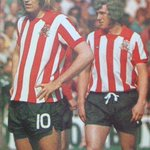 Tony Currie and Alan Woodward of Sheffield United http://t.co/GeNsMbIDRr