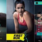 RT @TheQuint: Celebrity and adventure enthusiast @GulPanag launches fitness app @RunFirstRun. http://t.co/Rz3XYLZYNm