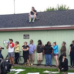 Hundreds in Olympia protest shooting of two unarmed black males; cops keep a low profile. http://t.co/oMkF2NdoX7 http://t.co/LvBpGdzB0n