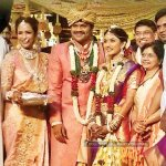 RT @toiphotogallery: In pics: Actor @HeroManoj1's wedding ceremony. http://t.co/jOaFIiNY1u @LakshmiManchu http://t.co/7WBZCRrXOn