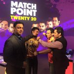 Fun show #MatchPoint for Star Sports...repeats throughout the day. Riot. IPL - Indian... http://t.co/gqDduFjrCT http://t.co/4WuxAyTBop