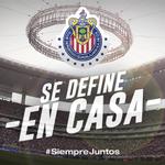 ¡Buscaremos el pase a la Final en nuestra Fortaleza! Nos vemos el domingo porque vamos #SiempreJuntos. http://t.co/mbO0NSC4Ye