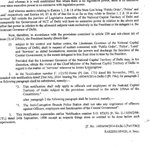 Most interesting part of MHA notification is that it tries to give immunity to Central govt officials from Delhi ACB! http://t.co/7eJM4XFuVA