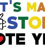 Today is the big day!Cmon Ireland,get out and vote #LetsMakeHistory #VoteYes #MarRef #YesEquality #MarriageEquality http://t.co/3zU3oQF3h5