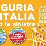 Stasera alle 21 con @lucapasto71, @curziomaltesetw , @Cofferati , @PastorinoGianni al Teatro Modena. #conpastorino http://t.co/lrehQMrztY
