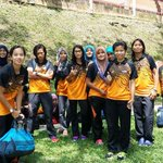 Malaysian National Womens preparing to head to IOI Palm Garden Resort for the Sea Games final centralized camp http://t.co/7BGO985khS