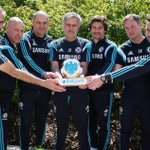 SELAMAT JUGA BUAT The Special One Jose Mourinho yg menjadi Barclays Premier League Manager of the Year!… http://t.co/qm8uUavd9w