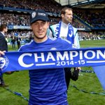 Congratulations to @hazardeden10, who has been named Barclays Premier League Player of the Year!  #alltheway http://t.co/V8IppCdY0H