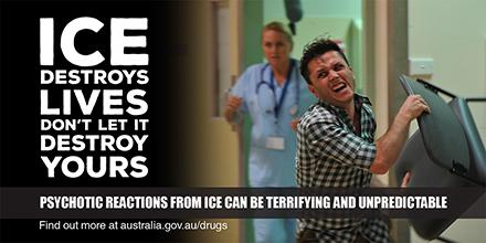 Ice can cause terrifying psychotic reactions - any time you use it. Find out more about Ice at http://t.co/QZdLRTnjUi http://t.co/i5etn1WEEz