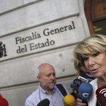 ÚLTIMA HORA: La declaración de la renta de Esperanza Aguirre no salió de la Agencia Tributaria http://t.co/R83n0rzHIz http://t.co/0KLr0vr7pc