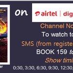 """@Gurmeetramrahim: #MSGDonated4Million also on Reliance channel no. 162 http://t.co/iRaCkNWpt9""yeeee"