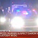 LIVE w/ #breaking developments at 4:26am. Suspect in #DC Quadruple Murders, in Custody: http://t.co/nfA9DGrKQU http://t.co/YgQd3rNUEN