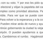 Llegó la hora de cambiar el rumbo. Pido tu confianza para hacer juntos un #GijónEnPositivo http://t.co/gob4tomscN http://t.co/SLNerhjB67