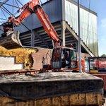 Verbouwing cambuurstadion kassaplein ... #cambuur http://t.co/93zFAi2ums