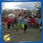#FestaSport15 è partita la baby maratona! #stellenellosport http://t.co/OTU4uCuvWJ