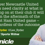 Whether Newcastle United are relegated or not there must be some big changes #NUFC http://t.co/pdbreRTtQp http://t.co/ONaFnMLddb
