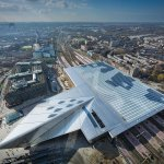 Fantastische foto: Rotterdam Centraal verkozen tot Beste Gebouw van het Jaar http://t.co/uifeNOCjSv http://t.co/fH9g94lji8
