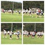 Galatasaray maçı hazırlıklarını sürdüren siyah-beyazlılarımızın bugünkü antrenmanı başladı. #Beşiktaş http://t.co/QEyvynNf3U