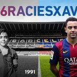 El adiós de Xavi del Barça en nuestro especial: fotos vídeos, infográfico... http://t.co/Es02i47yZ4 #6raciesXavi http://t.co/MMGslCCp2Q