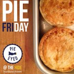 Pie Friday @TheHideRetail brought to you by @_PieEyed from 12pm DONT MISS OUT! #iLoveS #Sheffield http://t.co/Q0vcdV8rrB