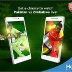 Power of game lovers, bn brought to their grounds #CricketComesHome #PakvsZim #HaierMobileCup http://t.co/JdwKos3Zyr