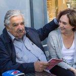 Un honor conversar sobre el futuro d las ciudades con Pepe Mújica, expresidente d Uruguay y un gran referente para mí http://t.co/iMfHxqPgXx