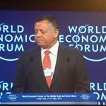 His Majesty King Abdullah opening the plenary at the #WEFMENA #JordanWEF #WEF http://t.co/YoP0mjLLGl