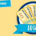 Do you have that Friday feeling? Make it even better with our #FreebieFriday. RT for the chance to #win a £10 voucher http://t.co/gHVpLuhYmA