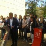 """.@GabrielCruzSt:""""Aspiro a construir #Huelva,mejorar sus barrios y a que nos sintamos orgullosos de ella"""" #YoConGabi http://t.co/eftIDV60yS"""