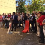 Gracias compañer@s, militantes, simpatizantes, vecinos, comerciantes, colectivos, asociaciones...  ¡GRACIAS! #Huelva http://t.co/okajxlsO2q