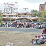 "Venezuela se hizo cola. http://t.co/CwnXznOwzB #CiudadCDC http://t.co/FXeemo8AP5"""