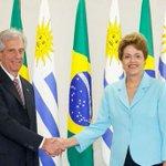 Brasil y Uruguay reiteran preocupación por crisis en Venezuela. http://t.co/exMM6RnuGg #InternacionalCDC http://t.co/s6p0zUNFsB