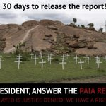#MarikanaSupportCampaign, R2K & SAHA submit PAIA for release of Farlam Commission Report:http://t.co/baXZEBPSsA http://t.co/zcdossy3uf
