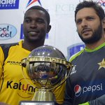 .@SAfridiOfficial will captain on home soil for the first time tonight in #PAKvZIM opener: http://t.co/pBbnbUTne6 http://t.co/koJCQ73spn