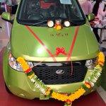 RT @rmbhatia1108: Going Green!New gizmo added in the arsenal @MahindraReva #futureoftechnology #dreammachine thank you @anandmahindra http:…