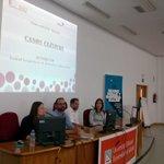 @CentroUnoA nos desarrolla un brillante seminario @ADINUALICANTE @FED_NU @FaCienciasSalud @UA_Universidad @CGDNE http://t.co/YtMELQI0Ol