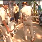 Goregaon (Mumbai): 1 injured in firing at Film City by unidentified persons; investigation on (Pic: crime scene)- ANI http://t.co/kGEQ7Scqcz
