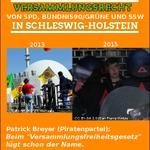 Schleswig-Holstein hat ein neues Versammlungsrecht. http://t.co/46e3tvjOfJ