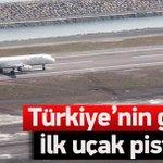 Ordu-Giresun Havalimanına ilk uçak indi http://t.co/pwFX3aKZcC http://t.co/gI32x1tWOb