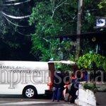 Dos supuestos pandileros fallecieron la noche del jueves tras un tiroteo en Mejicanos. Foto/Francisco Alemán http://t.co/Q4Tce2dH42