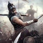 Atttt thatt fierce king!! Raajaaam.. Tippara meesam :D the ferocious king #Baahubali has arrived :D closeup zoom http://t.co/yuMJoE9u5d